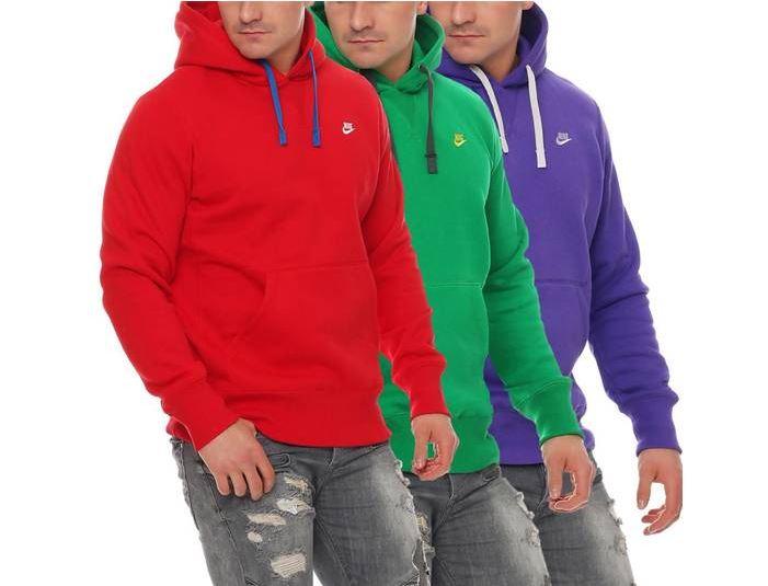 Nike Fleece Colored Hoodys in 3 Farben für nur je 32,95 Euro inkl. Versand