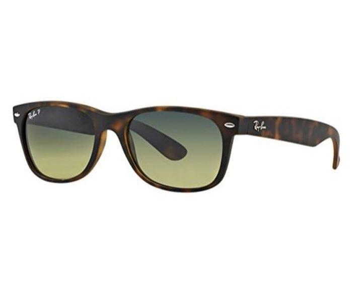 Nochmal günstiger! Ray Ban RB2132 New Wayfarer Sonnenbrille (Polarisiert, 52mm) nur 49,95 Euro