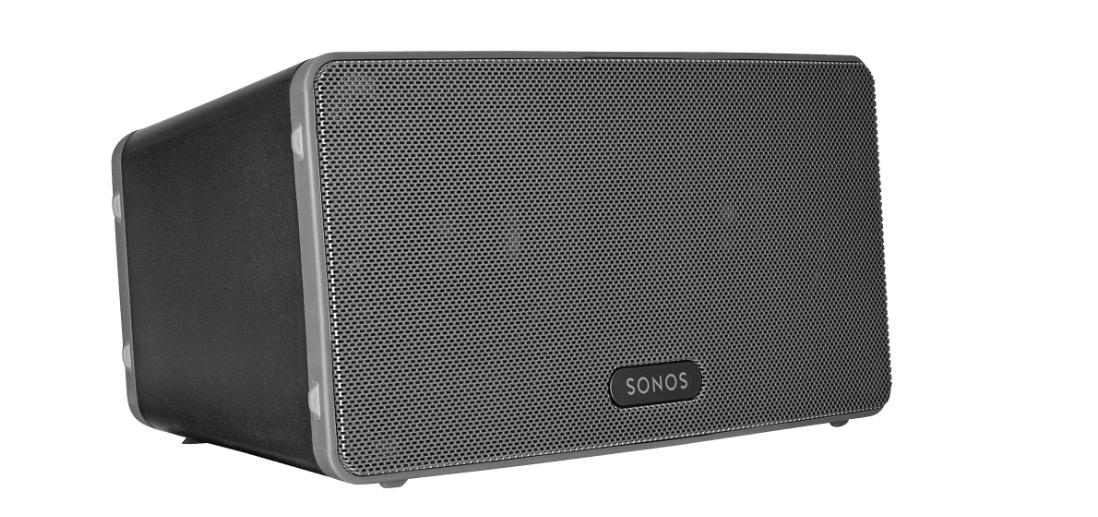sonos play 3 smart speaker nur 199 euro in allen farben. Black Bedroom Furniture Sets. Home Design Ideas