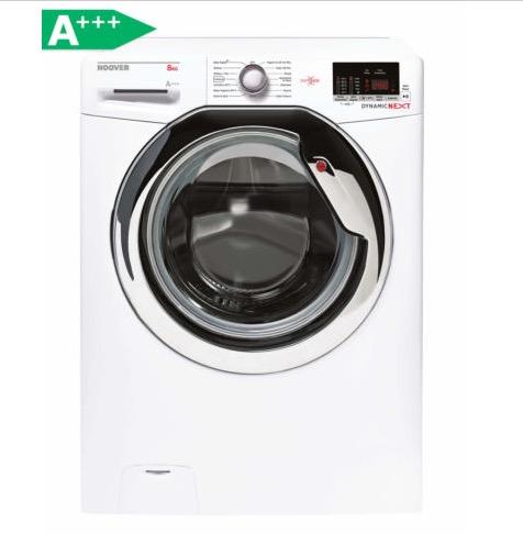 HOOVER Next Waschmaschine DXOC G58 AC3 für 279,90 Euro