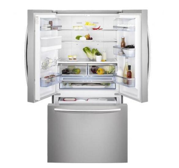 Preisfehler: AEG SANTO S76020CMX2 Side by Side Kühlschrank für 40,89 Euro bei Redcoon