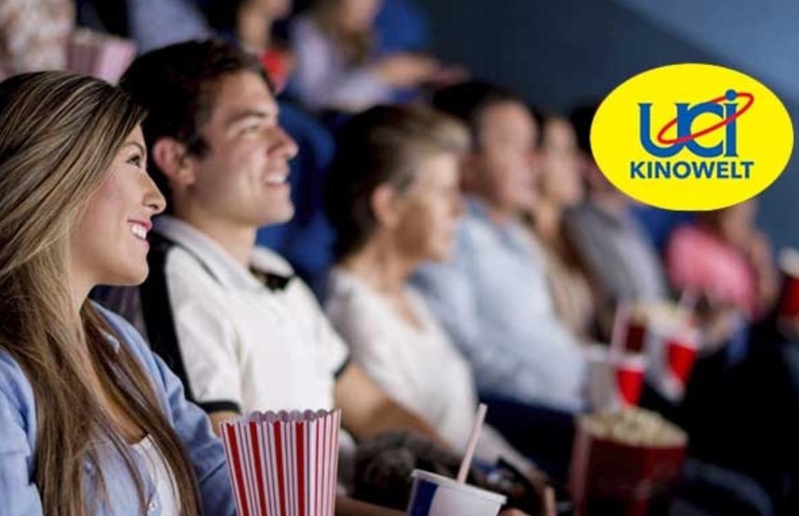 UCI Kinotickets bei Groupon – z.B 2 Tickets für 14,50 Euro, 5 Tickets für 34,50 Euro oder 10 Tickets für 68,- Euro!