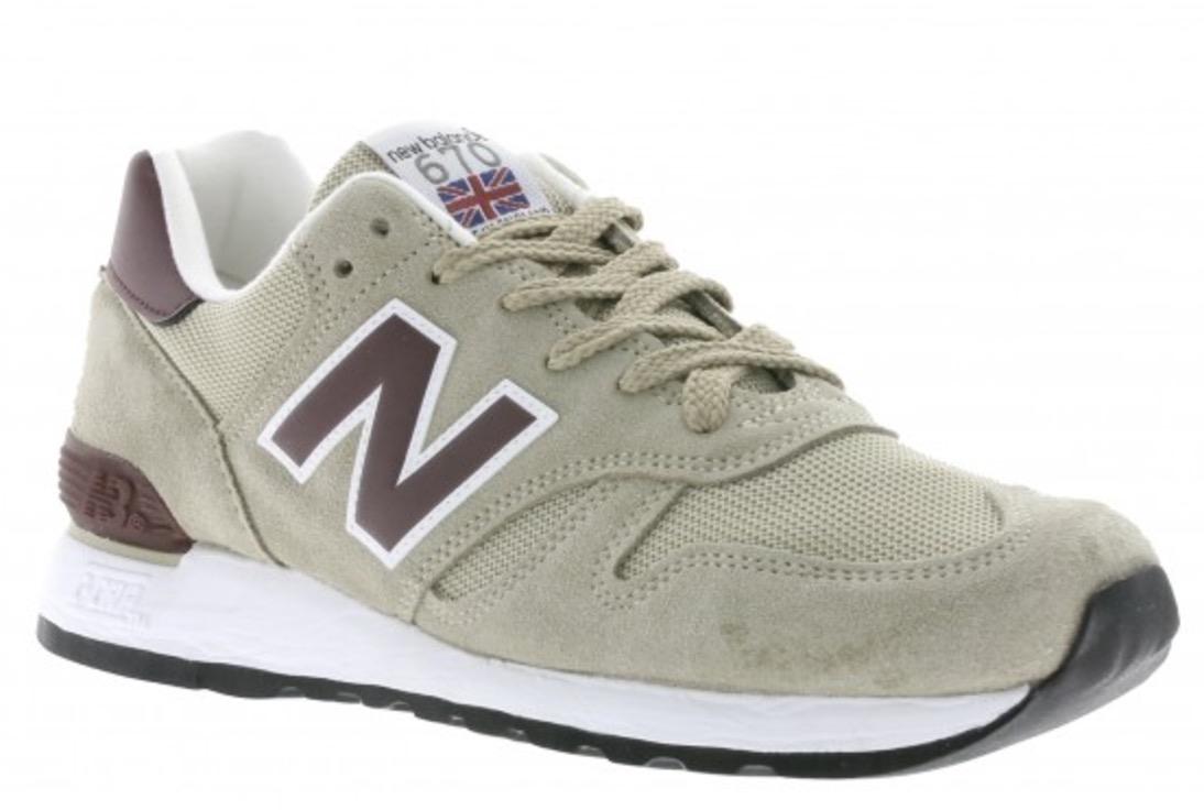 Verschiedene New Balance Sneaker ab 34,99 Euro