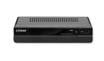 Comag HD 25 HDTV Satelliten Receiver mit USB 2.0 und HDMI-Anschluss für 29,95 Euro