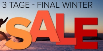 Nur 3 Tage: Final Winter Sale bei Dress-for-Less mit 50% Rabatt auf fast Alles!