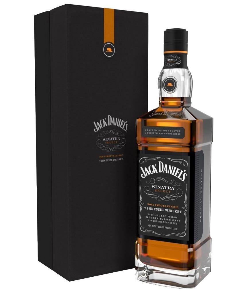 Jack Daniel's Sinatra Select 45% als 1 Liter in Geschenkbox effektiv ab 71,99 Euro – und einige sehr gute Deals mehr!