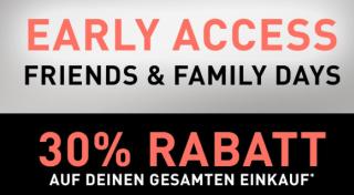 Top! Puma Family & Friends Sale mit 30% Gutscheincode auf fast Alles im Puma Store (auch Offline)