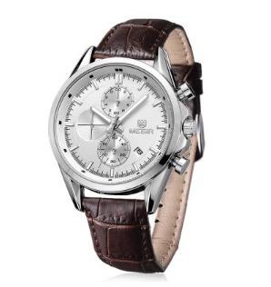 MEGIR 5005 Herren Armbanduhr für 15,51 Euro