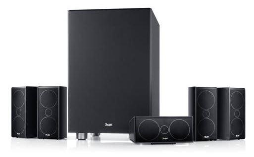 Teufel Consono 35 Mk3 5.1-System (550 W RMS) in Weiß oder Schwarz für nur 314,95 Euro inkl. Versand
