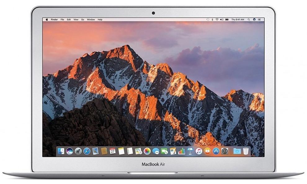 Knaller! Apple MacBook Air 13,3″ mit Intel Core i5, 8GB und 128GB SSD nur 859,90 Euro inkl. Versand (Vergleich 935,-)