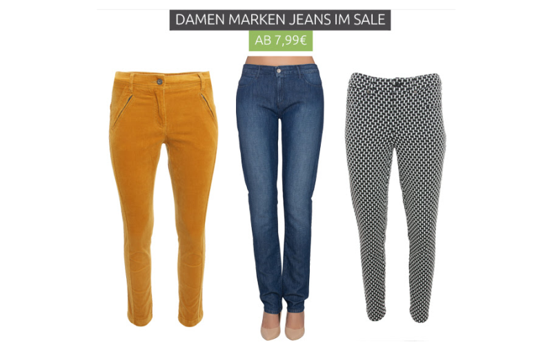 Damen Jeans Sale bei Outlet46