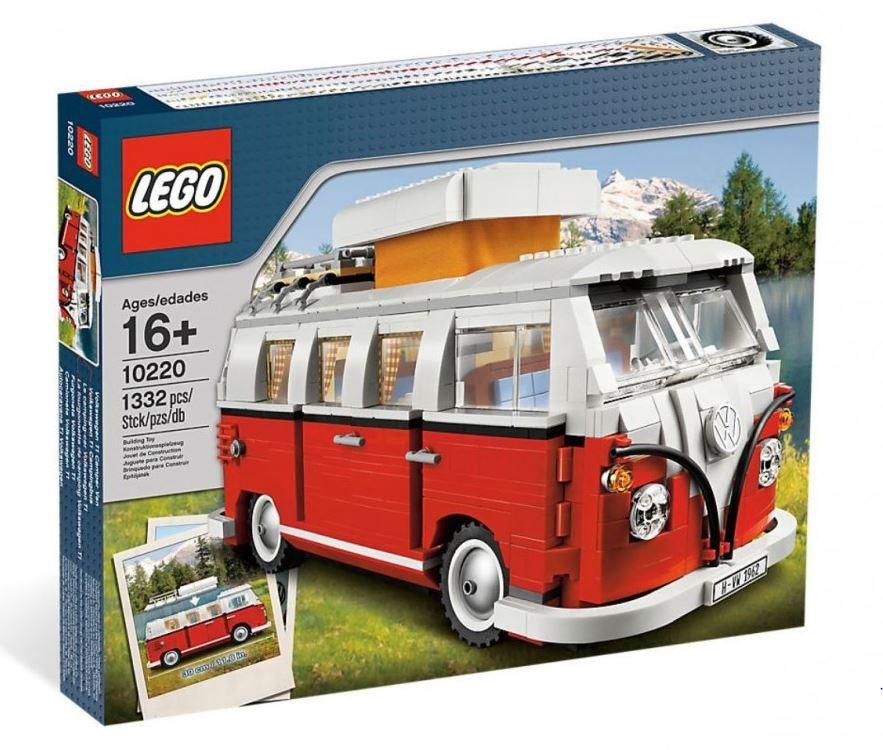 LEGO VW T1 Campingbus für nur 78,89 Euro + 24,75 Euro in Superpunkten