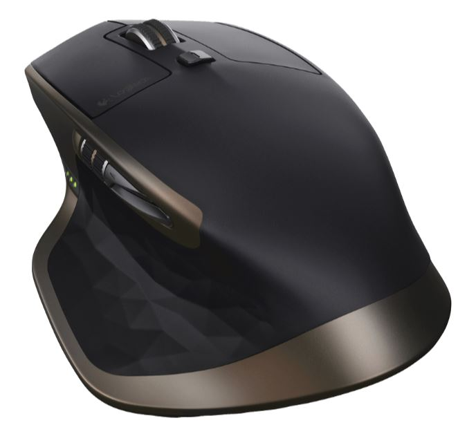 Logitech MX Master Bluetooth Maus in Schwarz für nur 51,98,- Euro inkl. Versand