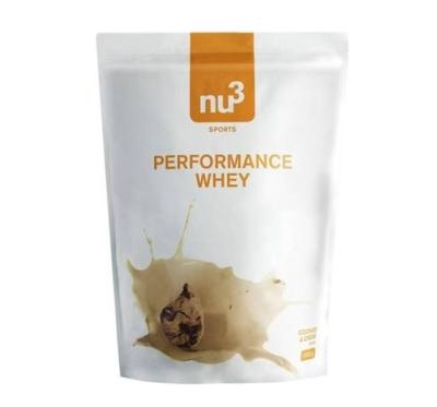 3kg NU3 Whey Protein in verschiedenen Geschmacksrichtungen für 19,95 Euro