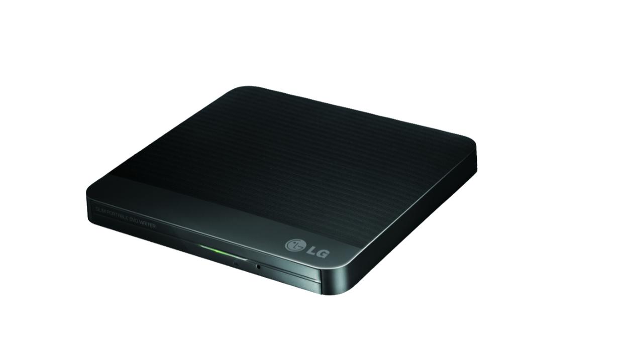 Retro! LG GP55NB40 extern DVD-Brenner für nur 22,- Euro inkl. Versand