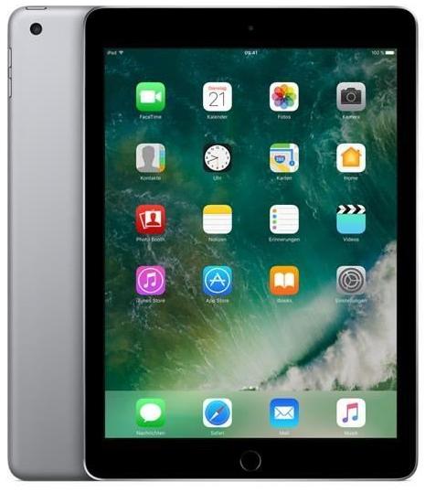 Apple iPad 9.7 Wi-Fi Generation 2017 32GB iOS space grau/silber/gold für nur 318,75 Euro inkl. Versand