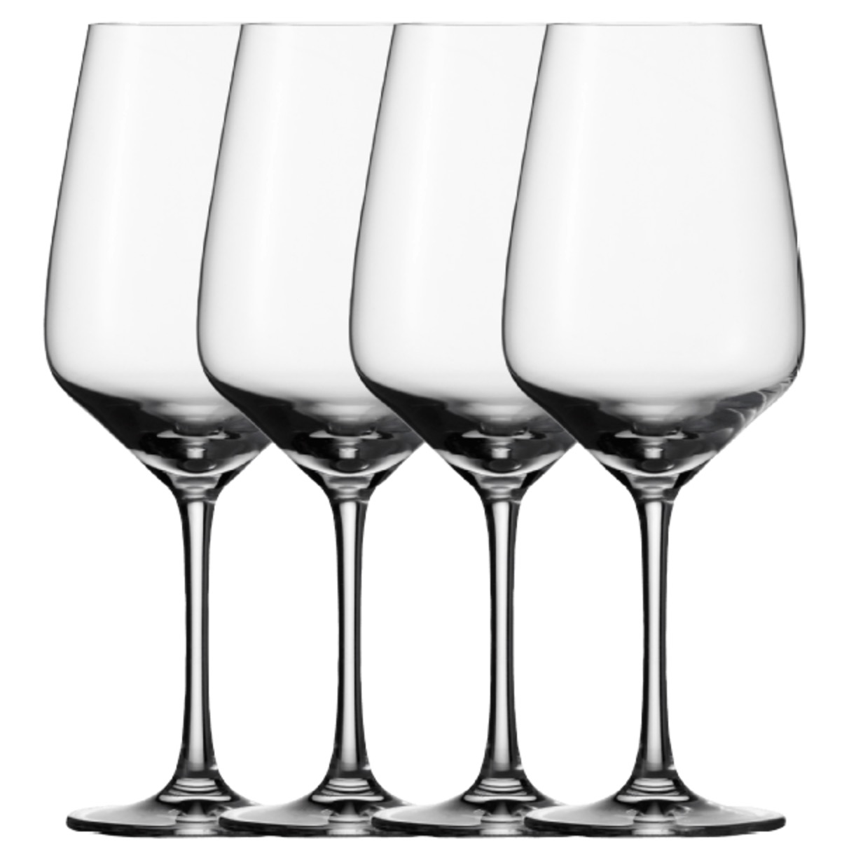 4 Vivo (Villeroy & Boch) Basic Rotweingläser für nur 8,- Euro inkl. Versand