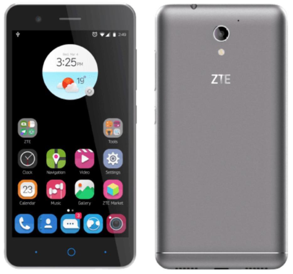 ZTE Blade A510 Smartphone (8GB + Dual SIM) für nur 50,- Euro