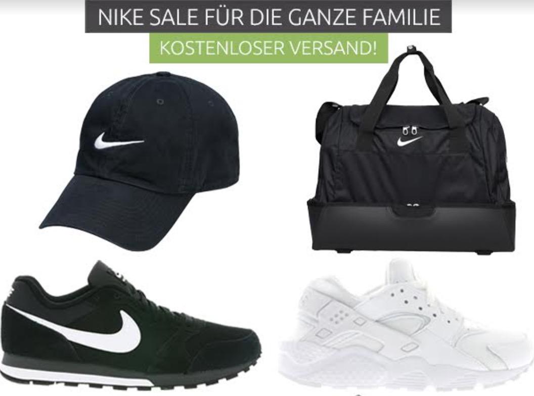 Großer Nike Sale bei Outlet46 mit über 160 Produkten ab 7,99 Euro – MBW 19,- Euro