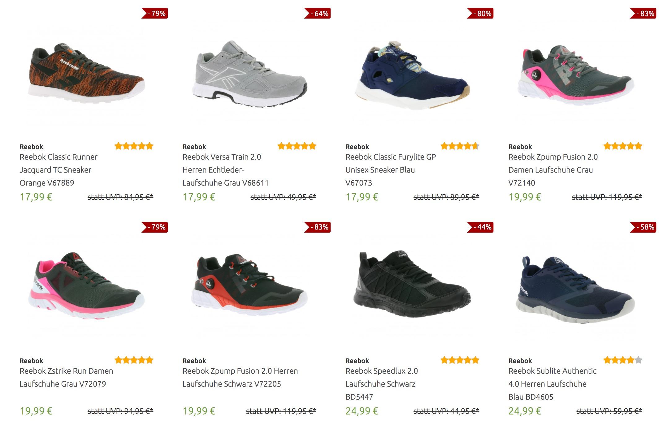 Reebok Classic Runner Jacquard TC Sneaker Orange V67889