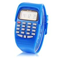Armbanduhr mit Taschenrechner