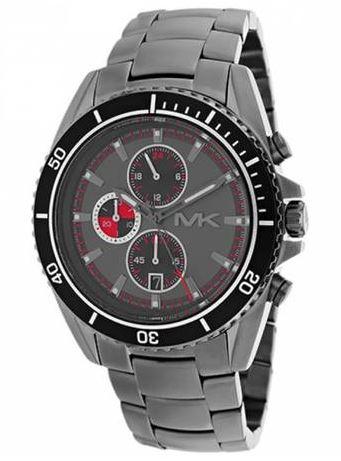 MICHAEL KORS MK8340 Herren-Armbanduhr aus Edelstahl für nur 99,95 Euro