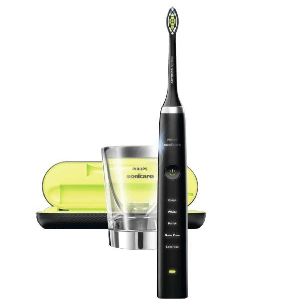 PHILIPS Sonicare HX9352/04 DiamondClean elektr. Zahnbürste + 2. Handstück & Mundpflege-Set für nur 111,- Euro inkl. Versand