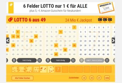Lotto Gutschein Bestandskunden