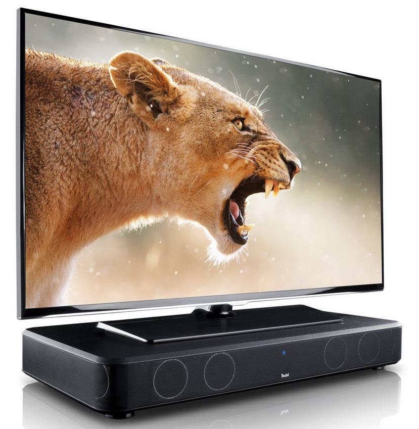 Knaller! Teufel Cinebase TV-Sounddeck für nur 429,99 Euro inkl. Versand (Vergleich 615,-)