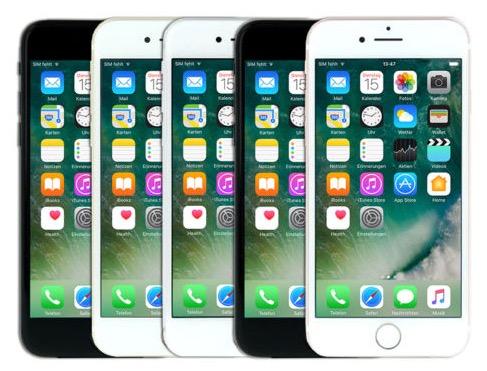"""Apple iPhone 7 128GB in allen Farben """"Wie neu"""" ab 634,90 Euro inkl. Versand – dazu noch 129,80 Euro in Superpunkten"""