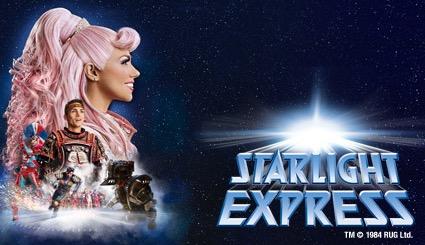 Starlight express 99 euro 5 personen