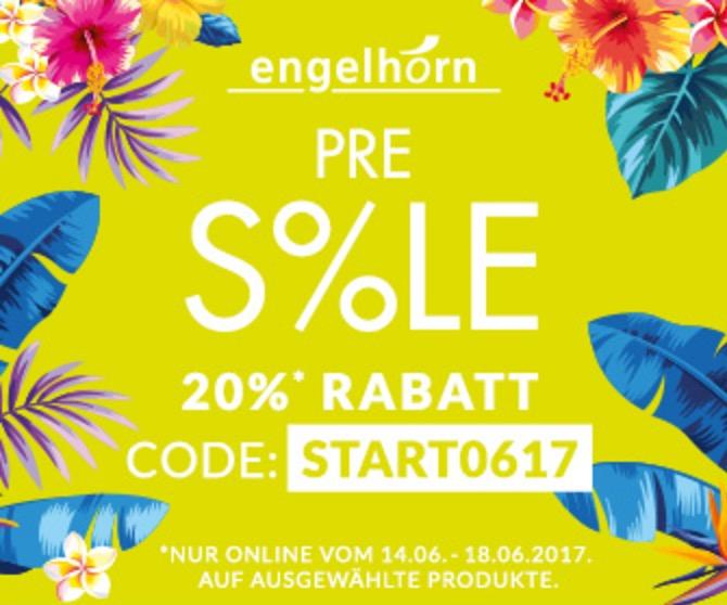 Knaller! 20% Rabatt auf nicht reduzierte Artikel im Engelhorn Onlineshop