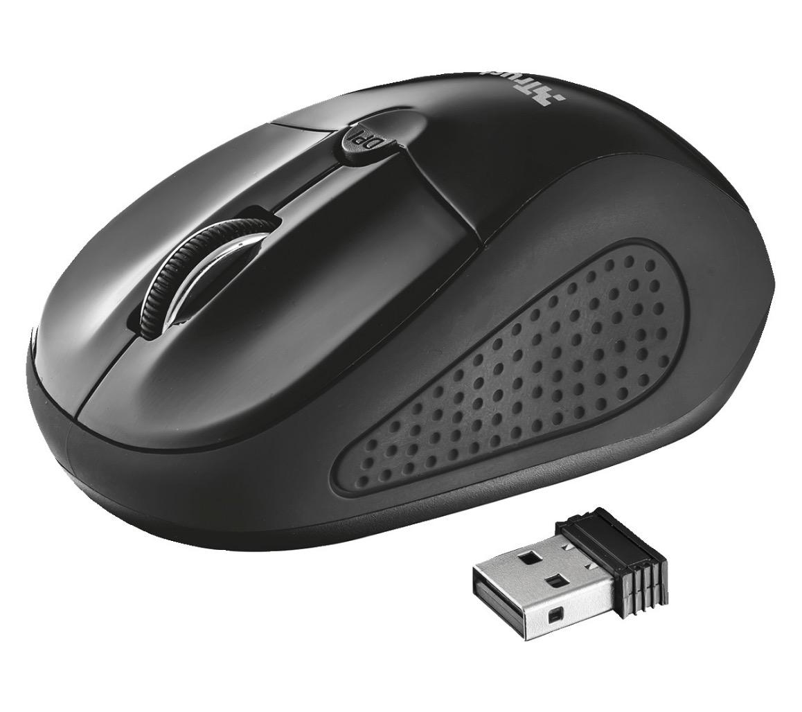 TRUST Primo Wireless Maus für nur 6,89 Euro inkl. Versand