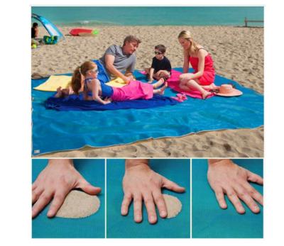 Pricedrop! Anti-Sand Strandtuch in 200 x 200cm für nur 7,19 Euro