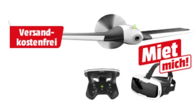 Parrot Disco FPV Drohne + SkyController 2 + VR-Brille für nur 605,90 Euro inkl. Versand