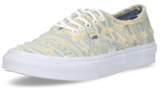 Vans Unisex Authentic Slim ecru/hellblau
