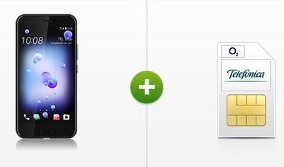 O2 Allnetflat mit 15GB LTE nur 34,99 Euro monatlich – dazu HTC U11 (Vergleich über 700,- Euro) für 79,- dazu