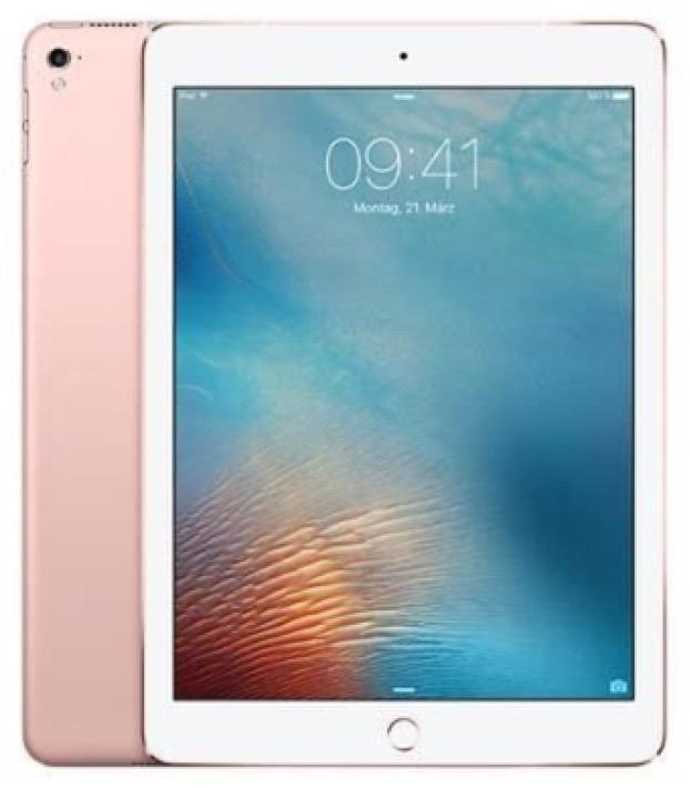 Apple iPad Pro 9.7″ Wi-Fi + Cellular 32GB in Rosegold für nur 481,95 Euro inkl. Versand