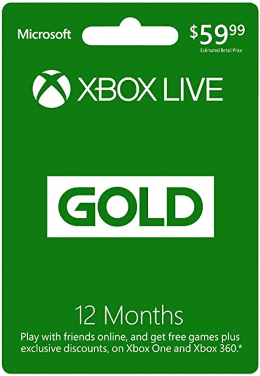 Knaller! 12 Monate Xbox Live Gold Mitgliedschaft für nur 21,81 Euro