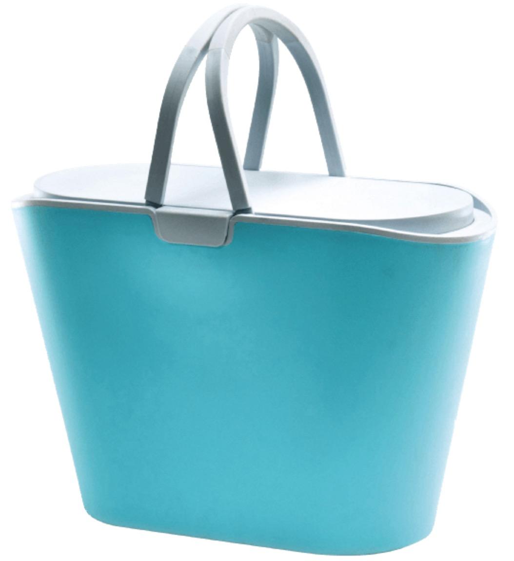 Stylische Tepro Alma Coolbox Kühltasche (Nutzinhalt 9 Liter) inkl. Eispad für nur 9,99 Euro