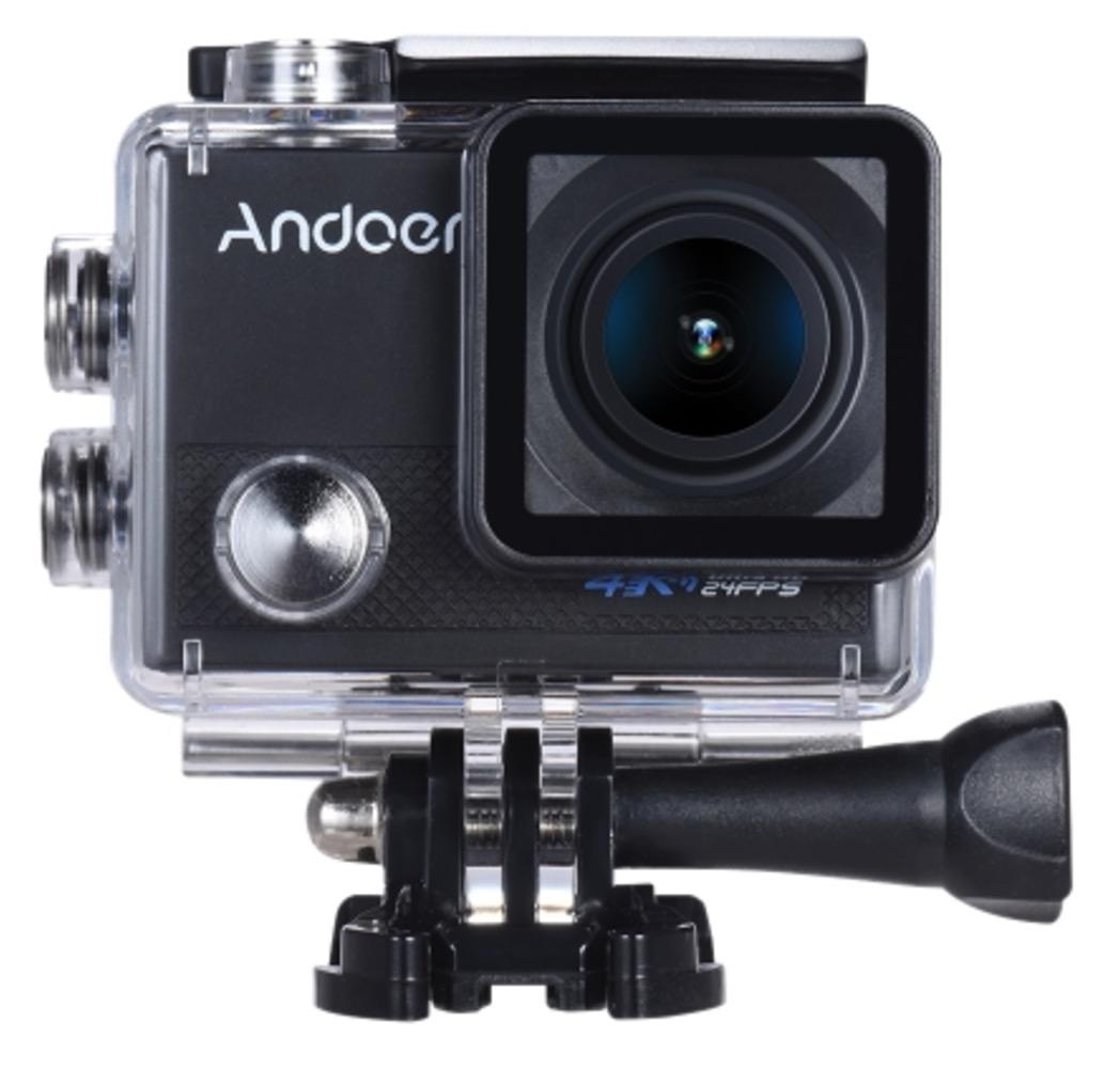 Andoer AN5000 4K Action-Cam für nur 47,72 Euro inkl. Versand aus Deutschland