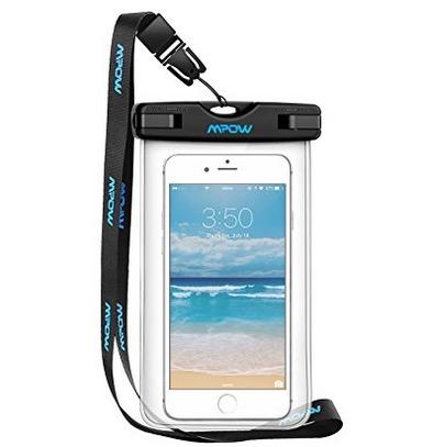 Wasserdichte Mpow-Smartphone Hülle für nur 4,89 Euro bei Prime sogar inkl. Versand