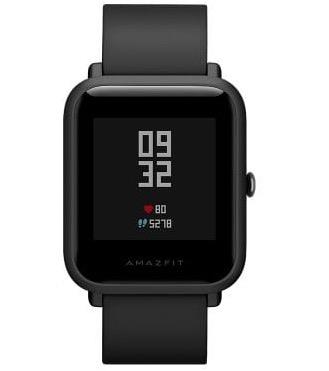 Xiaomi AMAZFIT Smartwatch (45 Tage Standby, IP68 Wasserdicht, Gorilla Glass) als China-Version nur 42,51 Euro