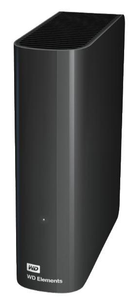 WD Elements Desktop Festplatte (8 TB) ab 125,15€ inkl. Versand (statt 159€)