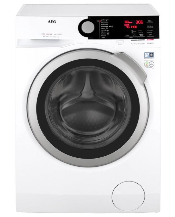 AEG Lavamat L8FB74484W Waschmaschine (8 kg, 1400 U/Min, A+++) für nur 499,- Euro