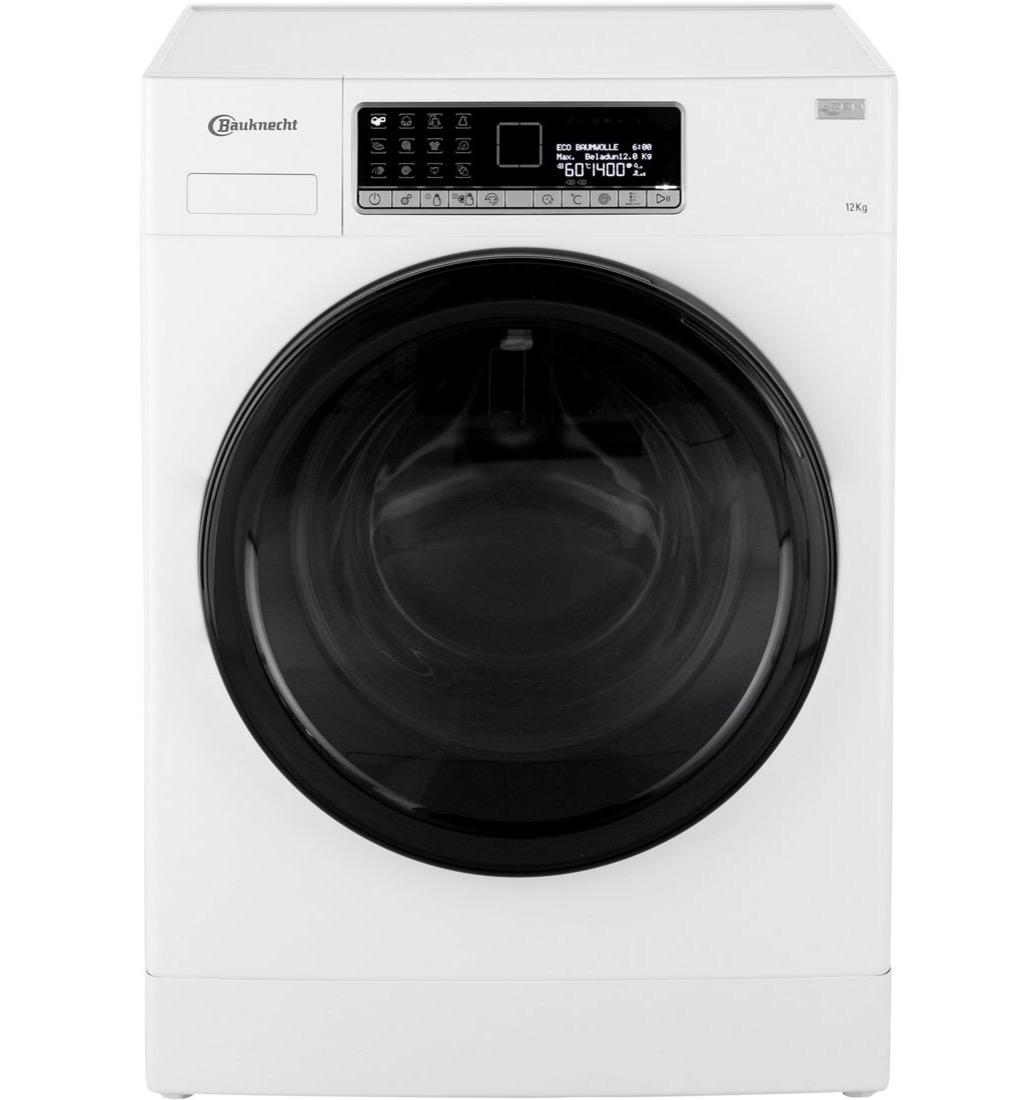 Bauknecht WM Style 1224 ZEN Waschmaschine (12 kg, 1400 U/Min, A+++) für nur 719,- Euro