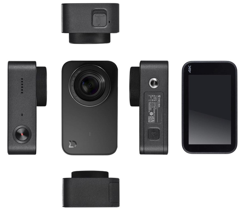 Hochwertige Xiaomi Mija Actioncam mit 4K Auflösung