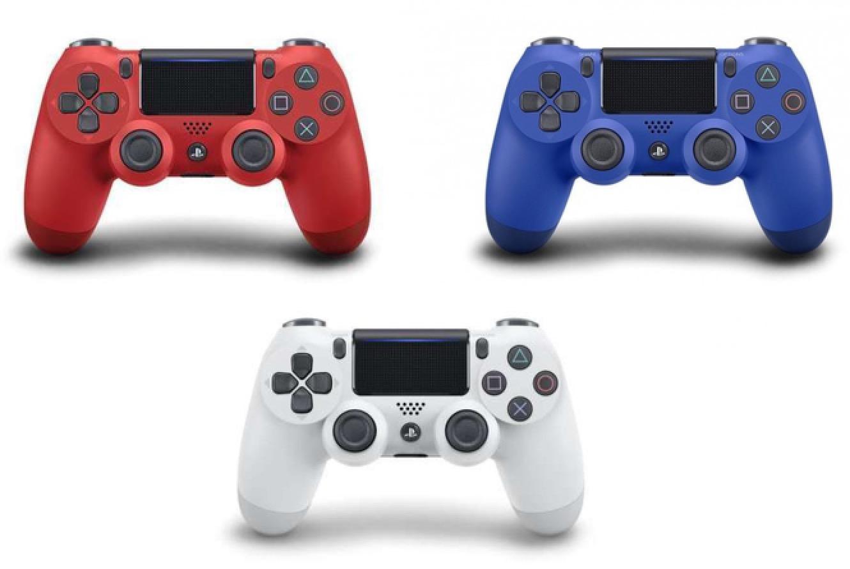 PlayStation DualShock 4 Wireless Controller in verschiedenen Farben für nur 29,95 Euro inkl. Versand