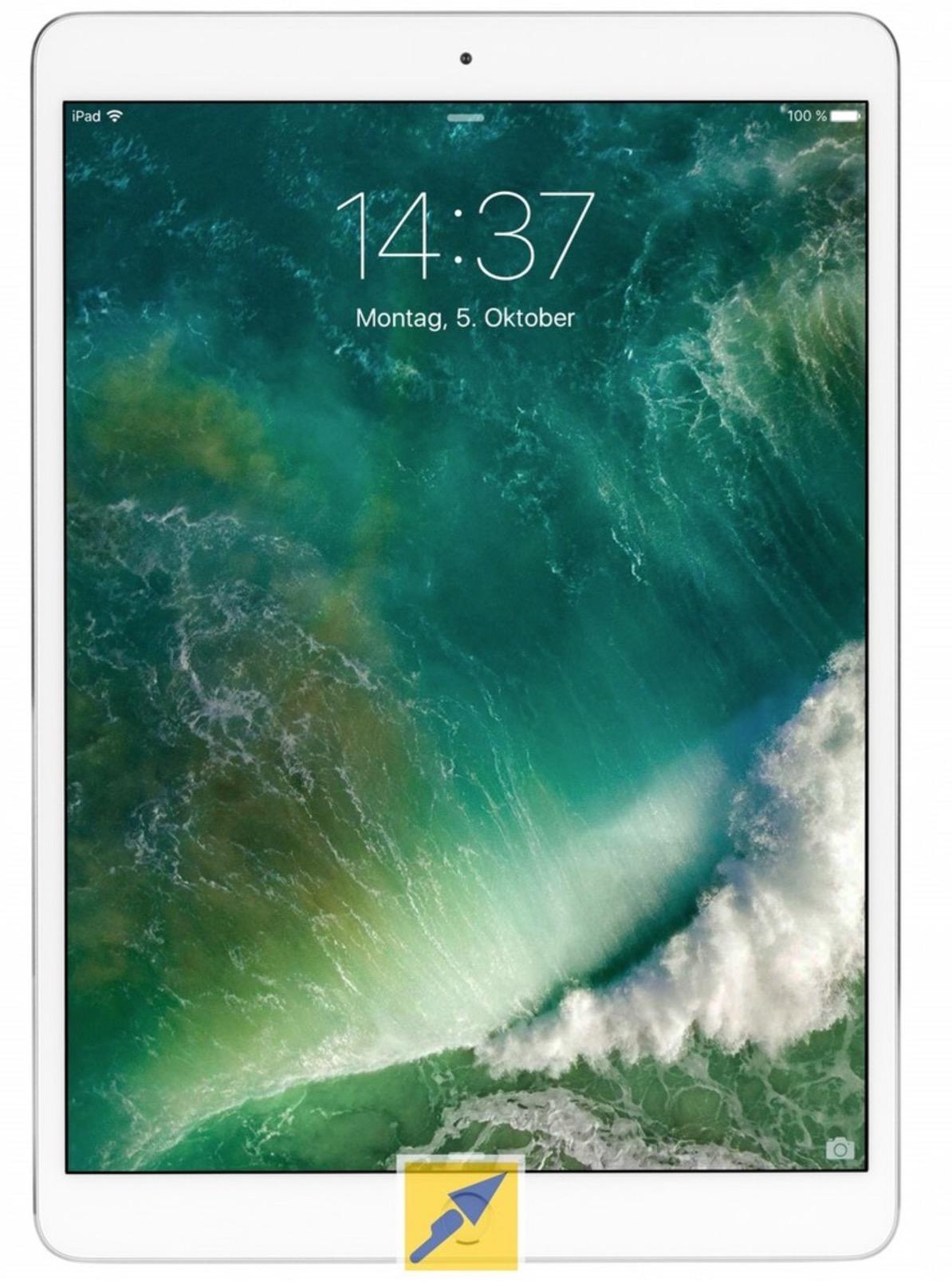 Apple iPad Pro 10.5 Wi-Fi 256GB in Silber