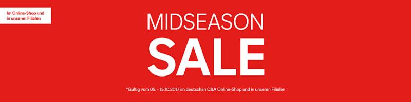 C&A midseason Sale